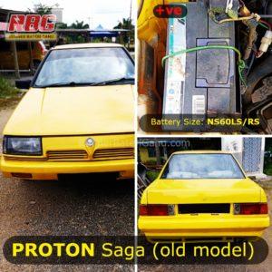 0-Saiz Bateri Proton Saga Lama